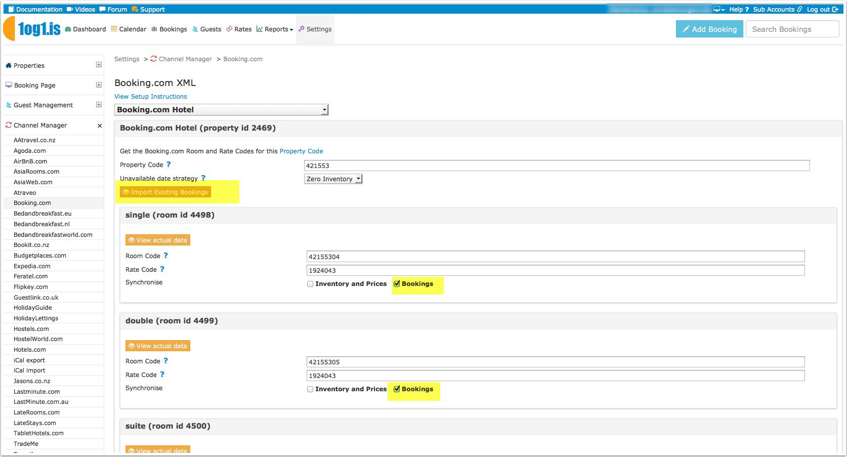 Booking com XML - Bemar Wiki